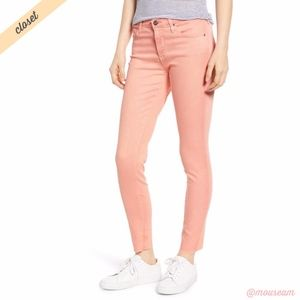 [AG] Orange The Legging Super Skinny Ankle Jeans